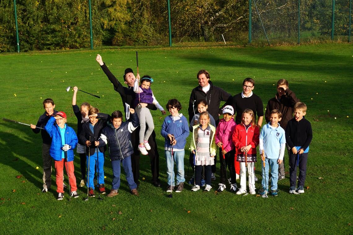 Jugend-Athletiktraining im GC Baden-Baden