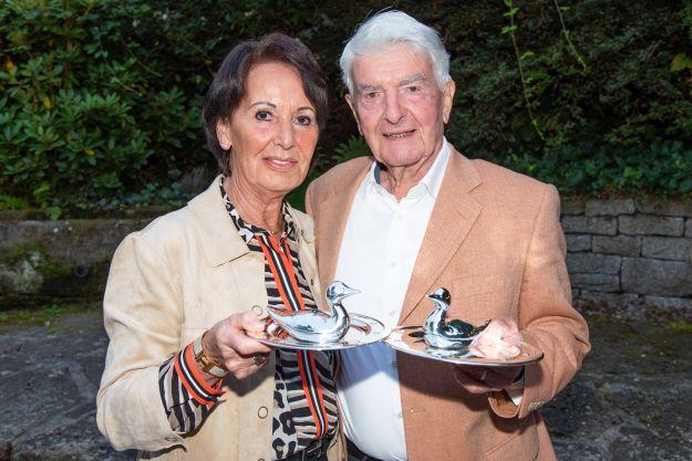 Marlene Toussaint und Ernst Fröhlich